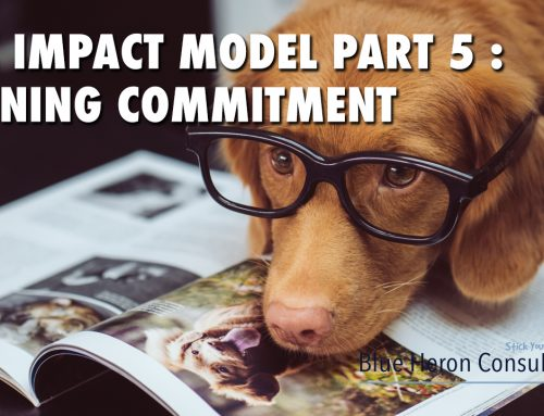 The IMPACT Model Part 5 : Gaining Commitment