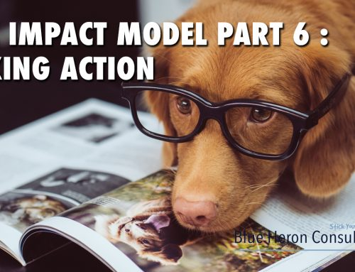 IMPACT Model Part 6 : Taking Action